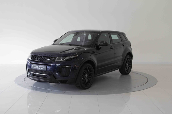 Evoque Hse Dynamic 4wd 2.0 16v Flex, Eur4012