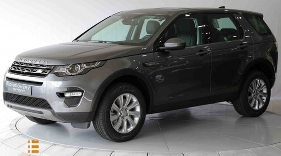 Land Rover Discovery Sport Si4 Turbo Se 2.0 16v Fle..eur7830