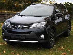 Toyota Rav4 Executive Cvt 4wd 2013