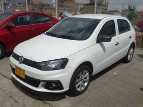 Volkswagen Gol Confortline 1.6 Aa Mt 5p