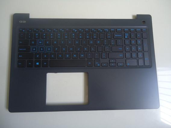 Carcaça Base + Teclado Palmrest Dell Inspiron G3 3567 0n4hjh