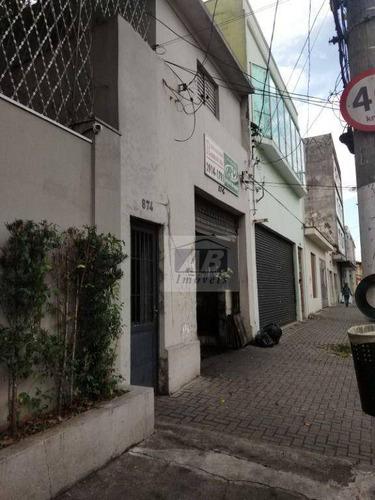 Imagem 1 de 30 de Casas Terréas/salão Comercial Ipiranga - Ca0177
