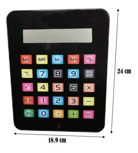 Calculadora Gigante 8 Digitos