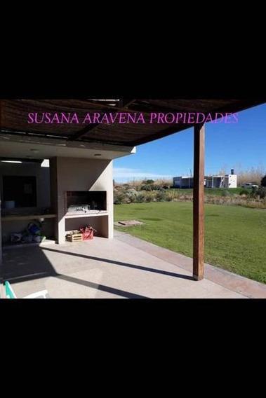 Susana Aravena Propiedades Ds, Vende Casa Lago Marí Menuco, Neuquén