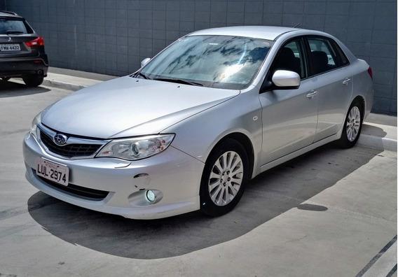 Subaru Impreza Impreza Sedan 2.0 L