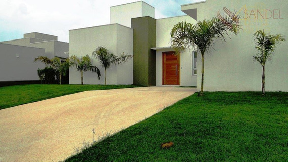 Linda Casa Com 225m², 3 Suítes, 4 Banheiros (l) - Ca0087