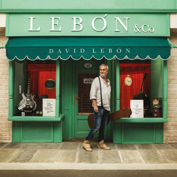 Vinilo David Lebon Lebon & Co Open Music Sy