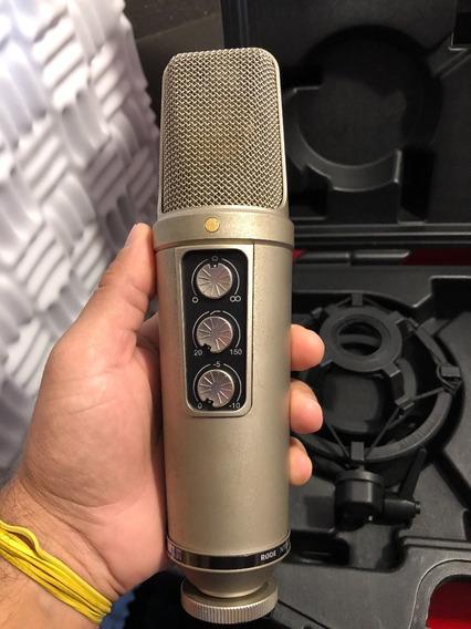 Microfone Rode Nt2000