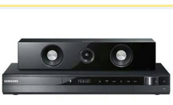 Home Theater Samsung Ht C460/ Xaz (leia A Descrição)
