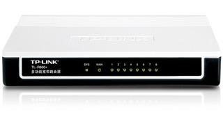 Router Cable/dsl 8 Puertos Tp-link R860