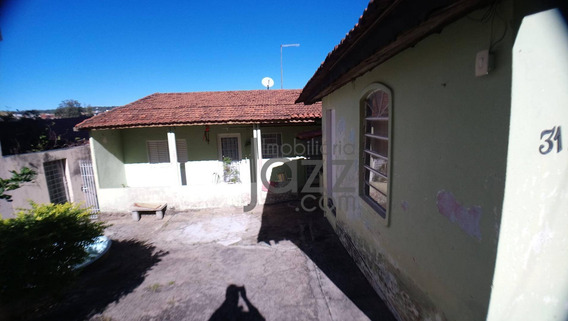 Tranquila Casa Com 2 Dormitórios À Venda, 81 M² Por R$ 350.000 - Jardim Novo Mundo - Valinhos/sp - Ca5657