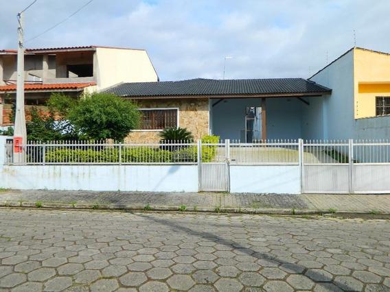Casa Em Centro, Peruíbe/sp De 150m² 3 Quartos À Venda Por R$ 420.000,00 - Ca534994