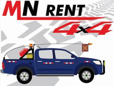 Alquiler Camionetas 4x4 Pickup Camioneta Suv
