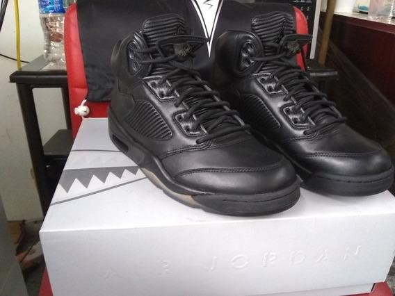 Jordan Retro 5 Black Premium