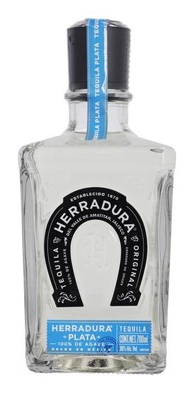 Tequila Herradura Plata De 700ml