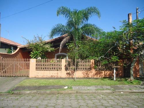Casa Com Edícula A 280 Metros Da Praia - Ref.407-s.marcos
