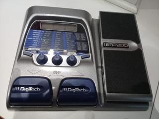 Pedalera Efecto Guit Digitech Rp200 Usa Usada