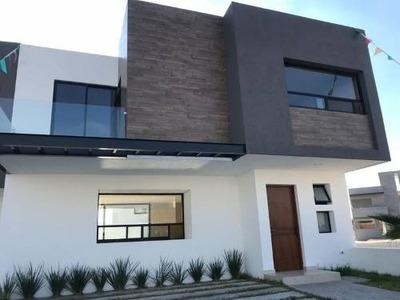 Kl/ Estrena Casa En Refugio, Dentro De Privada, 3 Recamaras.
