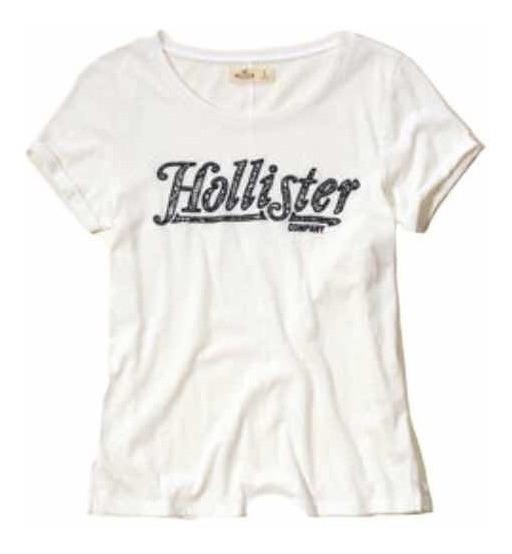 Hollister By Abercrombie Remeras Nuevas Colec Orig.eeuu 2020