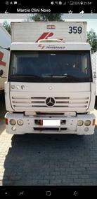 Mb 1420 2003 Truck Baú Sem Entrada 1113 12140 1418 Vm 260