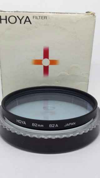 Filtro Hoya 82mm 82a