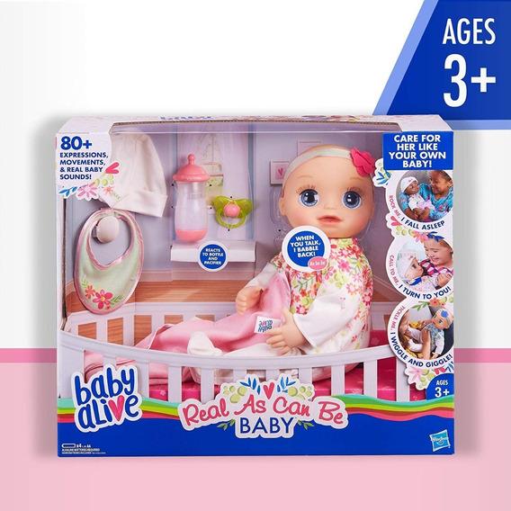 Boneca Baby Alive Meu Querido Bebê - Hasbro