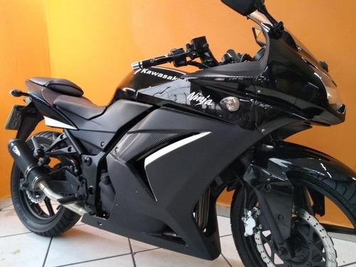 Kawasaki Ninja 250r   9922