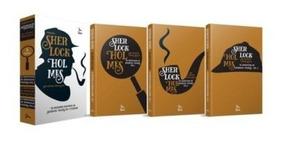 Box - O Essencial Sherlock Holmes - 3 Volumes