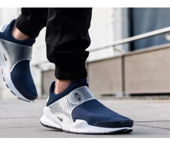 Zapatillas Nike Sock Dart Azul Talla 10us