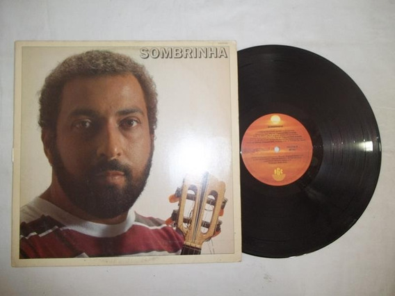 Vinil Lp - Sombrinha 1992 - Samba