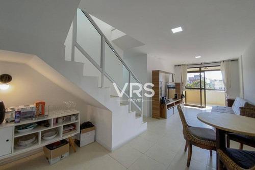 Cobertura Com 4 Dormitórios À Venda, 144 M² Por R$ 799.000,00 - Alto - Teresópolis/rj - Co0021