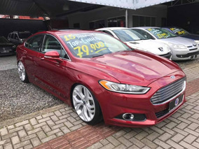 Ford Fusion Fwd 2.0 Turbo
