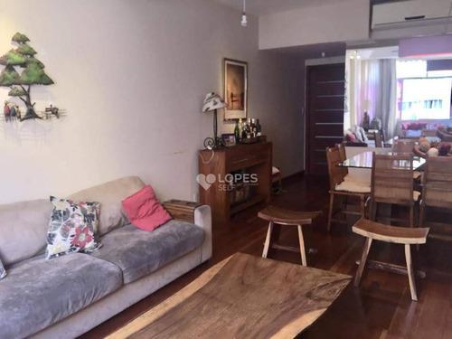 Apartamento Com 3 Dormitórios À Venda, 112 M² Por R$ 750.000,00 - Icaraí - Niterói/rj - Ap36481