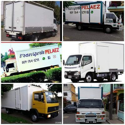 Flete Carga Transporte Y Mas