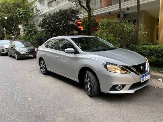 Nissan Sentra 2.0 Exclusive 2020