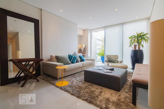 Apartamento Para Aluguel - Brooklin, 2 Quartos, 155 - 892958572