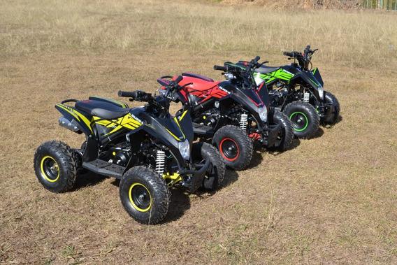 Quadri Infantil Funmotors - Modelo Avalanche 90cc + Frete
