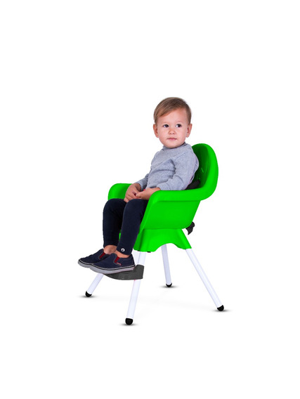 Silla Practica Para Comer Verde Nowy Baby