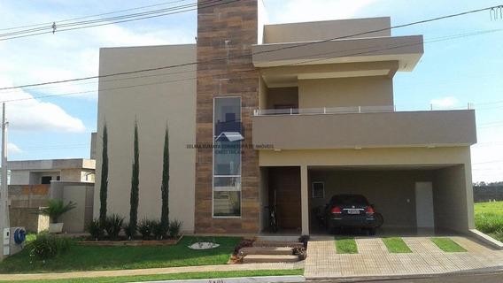 Casa A Venda No Bairro Condomínio Golden Park Residence Em - 2016876-1