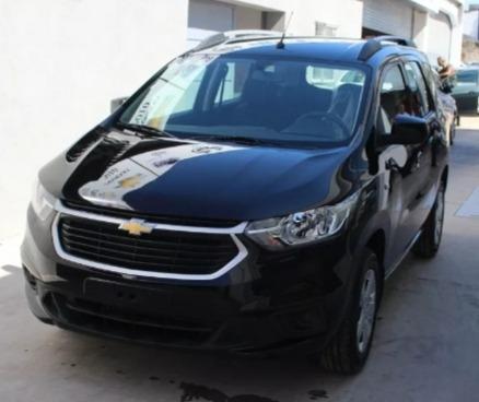 Chevrolet Spin 1.8 Lt 5as 105cv Tomamos Su Usado Ma1