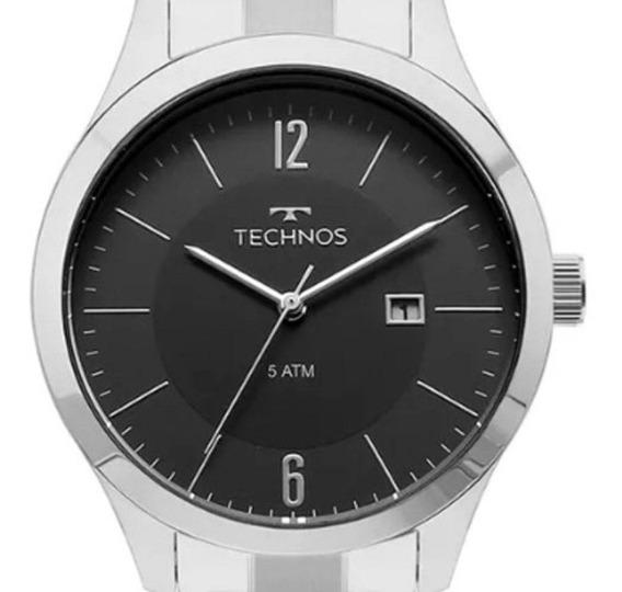 Relógio Technos Masculino Steel 2115mot/1p