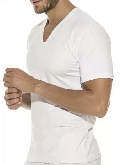 Camiseta Narocca Manga Corta Interlok Art.991 Talle 42 - 44