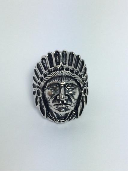 Anel Indio Prata 925
