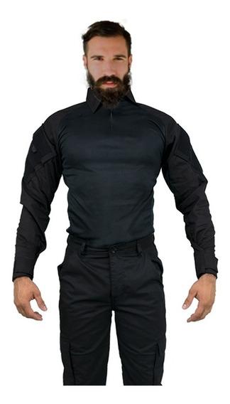 Camisa Combat T-shirt Masculina Militar Tática Varias Cores