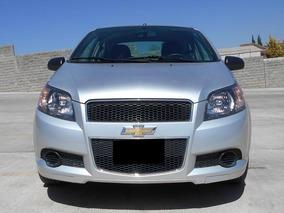 Chevrolet Aveo 1.6 Ls L4 Man Mt 2014 Plata