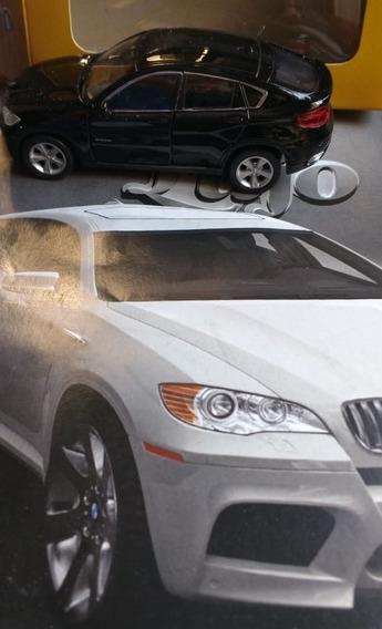 Coleccion Autos De Lujo Bmw X6