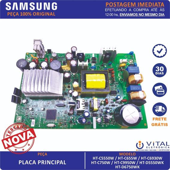 Placa Principal Home Theater Samsung Ht-c5550w Ah94-02417a
