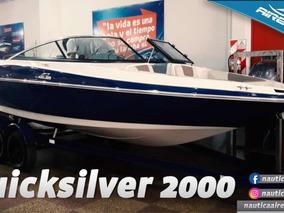 Quicksilver Marine Sur 2000 Con Evinrude Etec G2 150 Hp