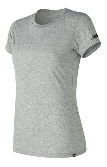 Remera Mujer New Balance Essentials Basic Tee Wta0021