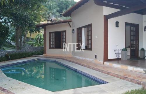 Casa Com 3 Dormitórios À Venda, 220 M² Por R$ 1.400.000 - Pendotiba - Niterói/rj - Ca00527 - 69443528